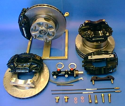 964 Early 911 Brake Question Pelican Parts Technical Bbs